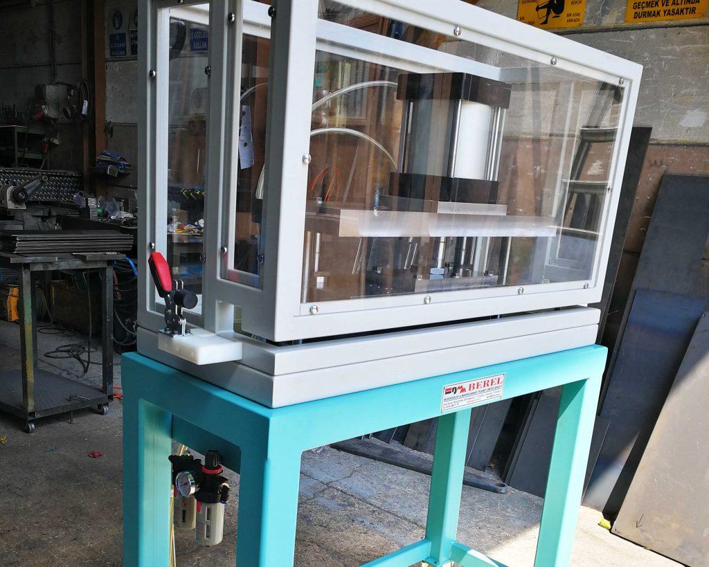 Çelik Bant Hazırlama Makinaları