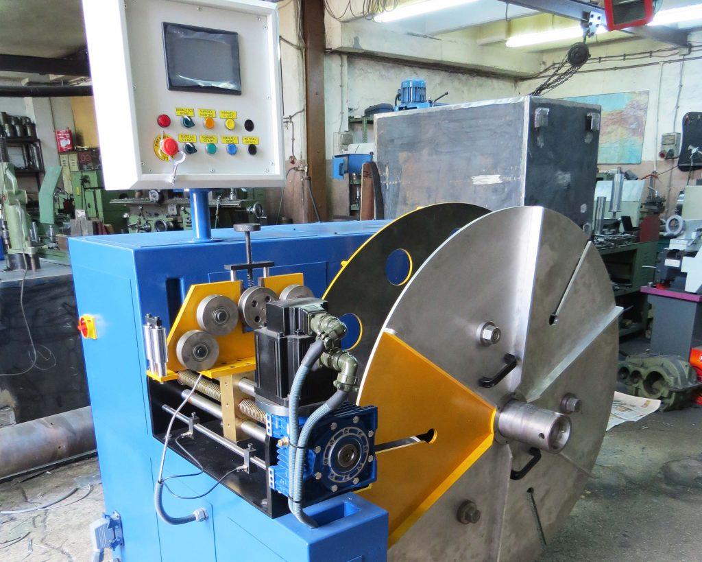 Metal Boru Sarma Makinaları